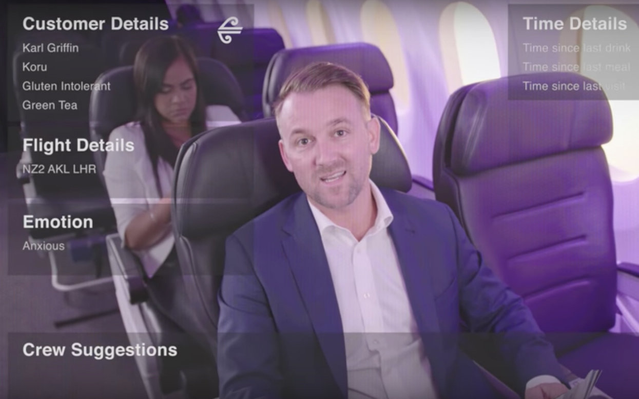 Augmented reality on airlines?