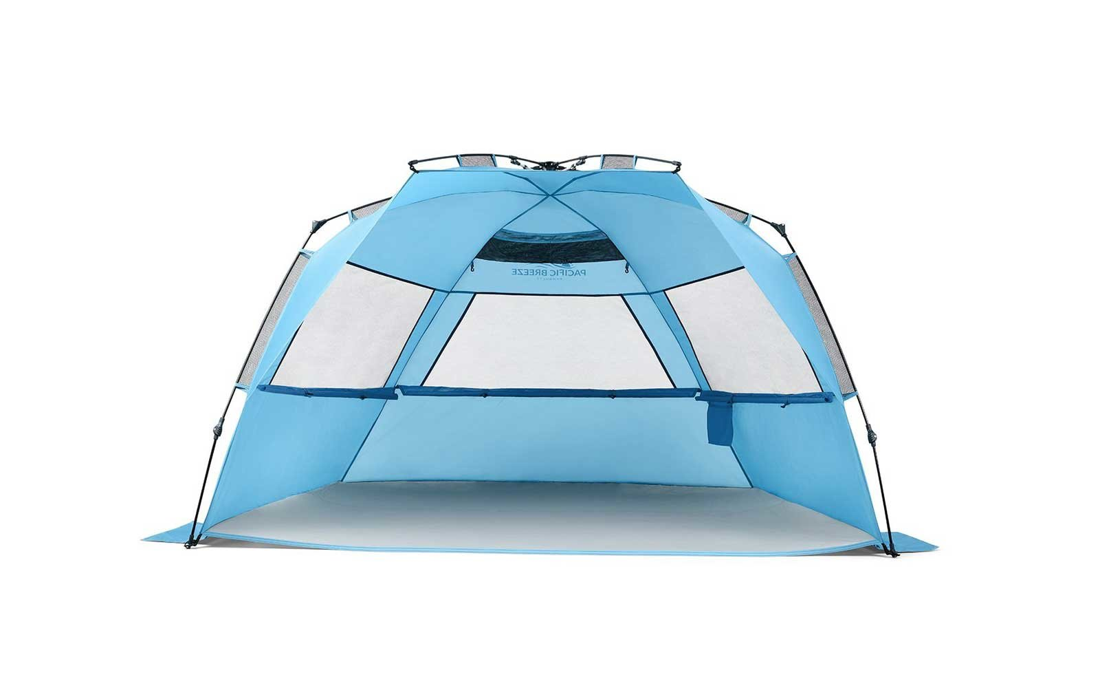 Pacific Breeze Pop-up Beach Tent