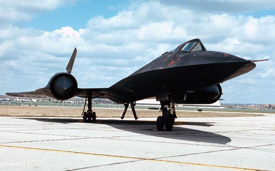 Surprising Facts About the SR-71 Blackbird