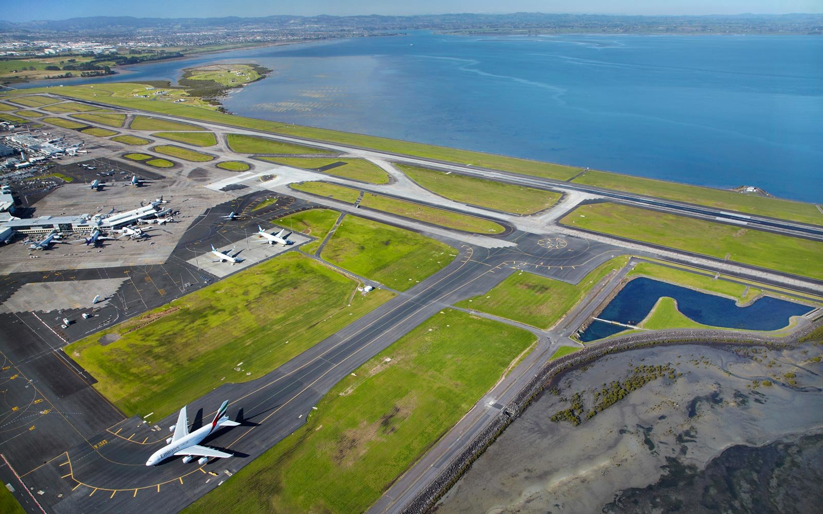 Auckland Airport, New Zealand