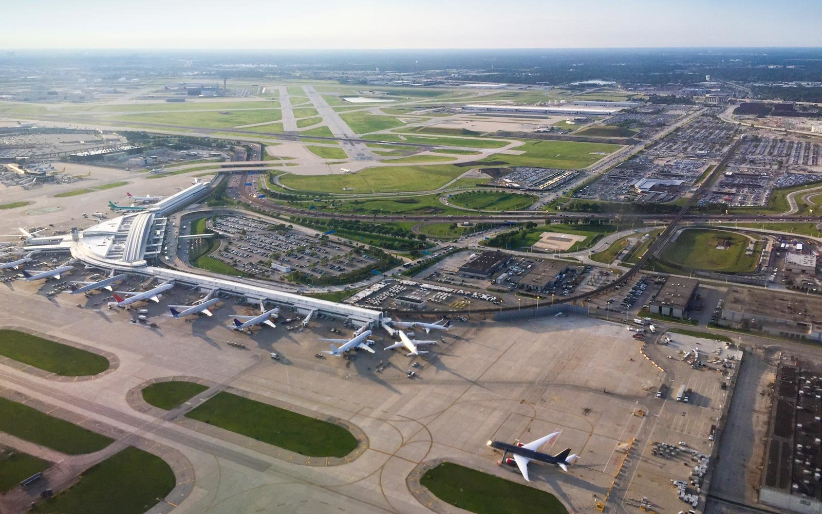 Chicago O'Hare International Airport, Illinois