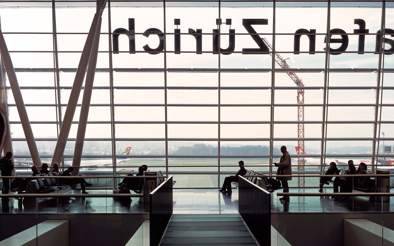Zurich Airport, Zurich, Switzerland