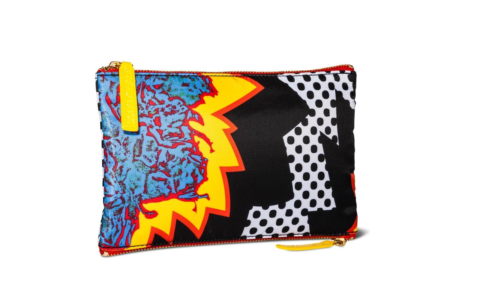 Sonia Kashuk Two-zip Cosmetic Bag