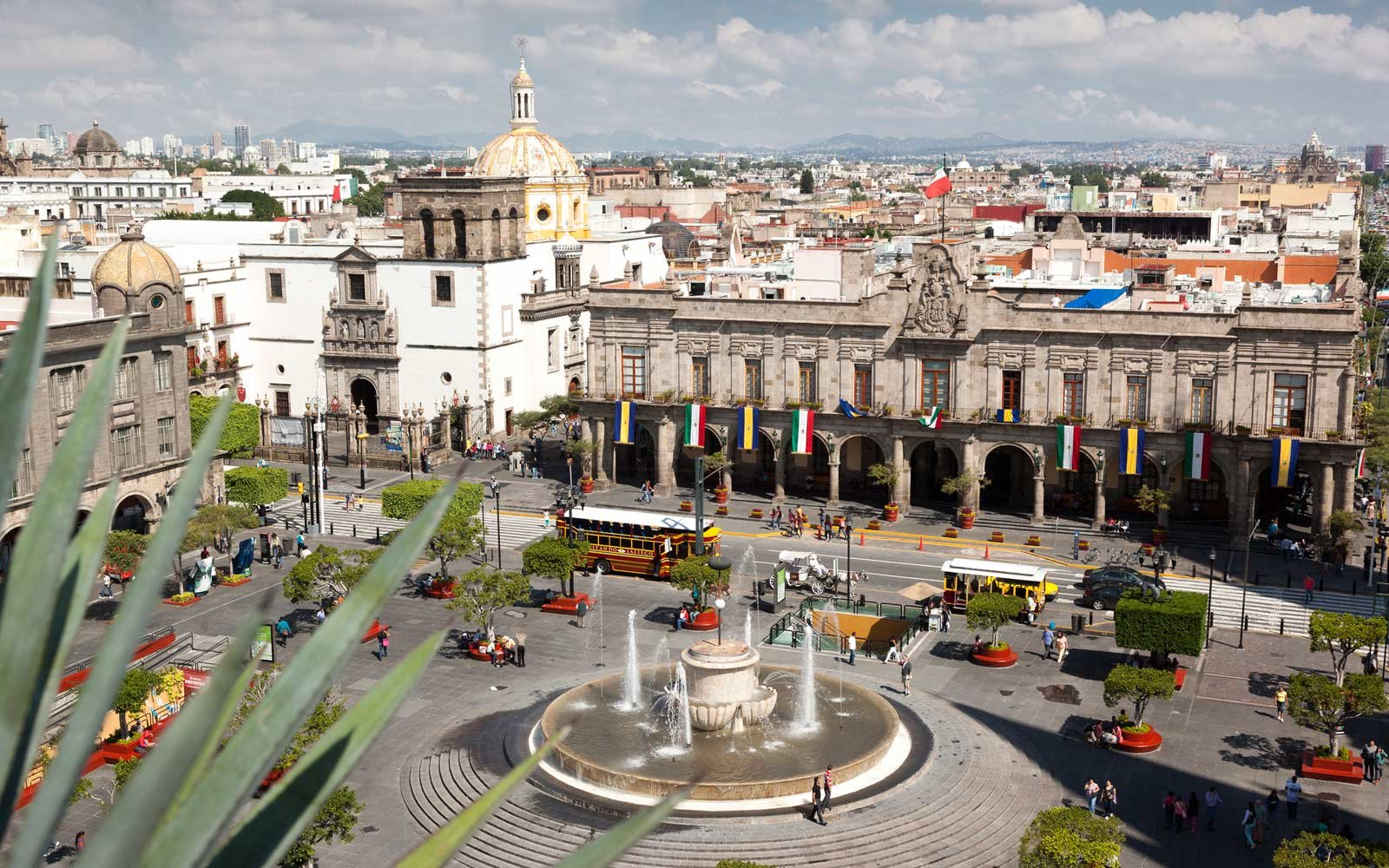 The 2017 World's Best Cities In Mexico And Central And