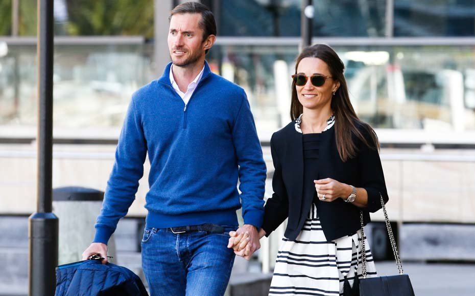 Pippa Middleton honeymoon tour hits Sydney