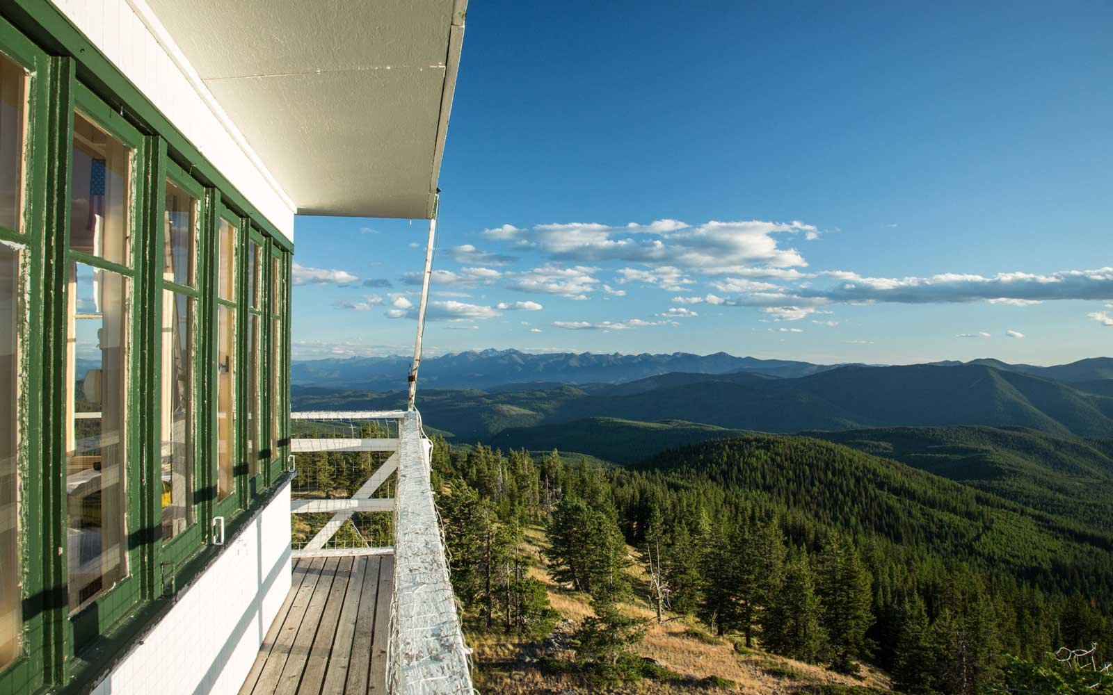 Montana Fire Lookouts