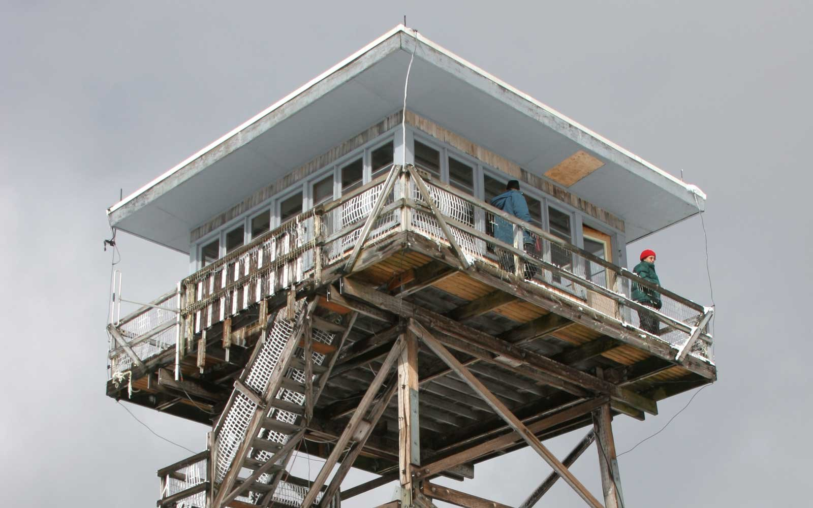 Fire Tower Rentals in Oregon