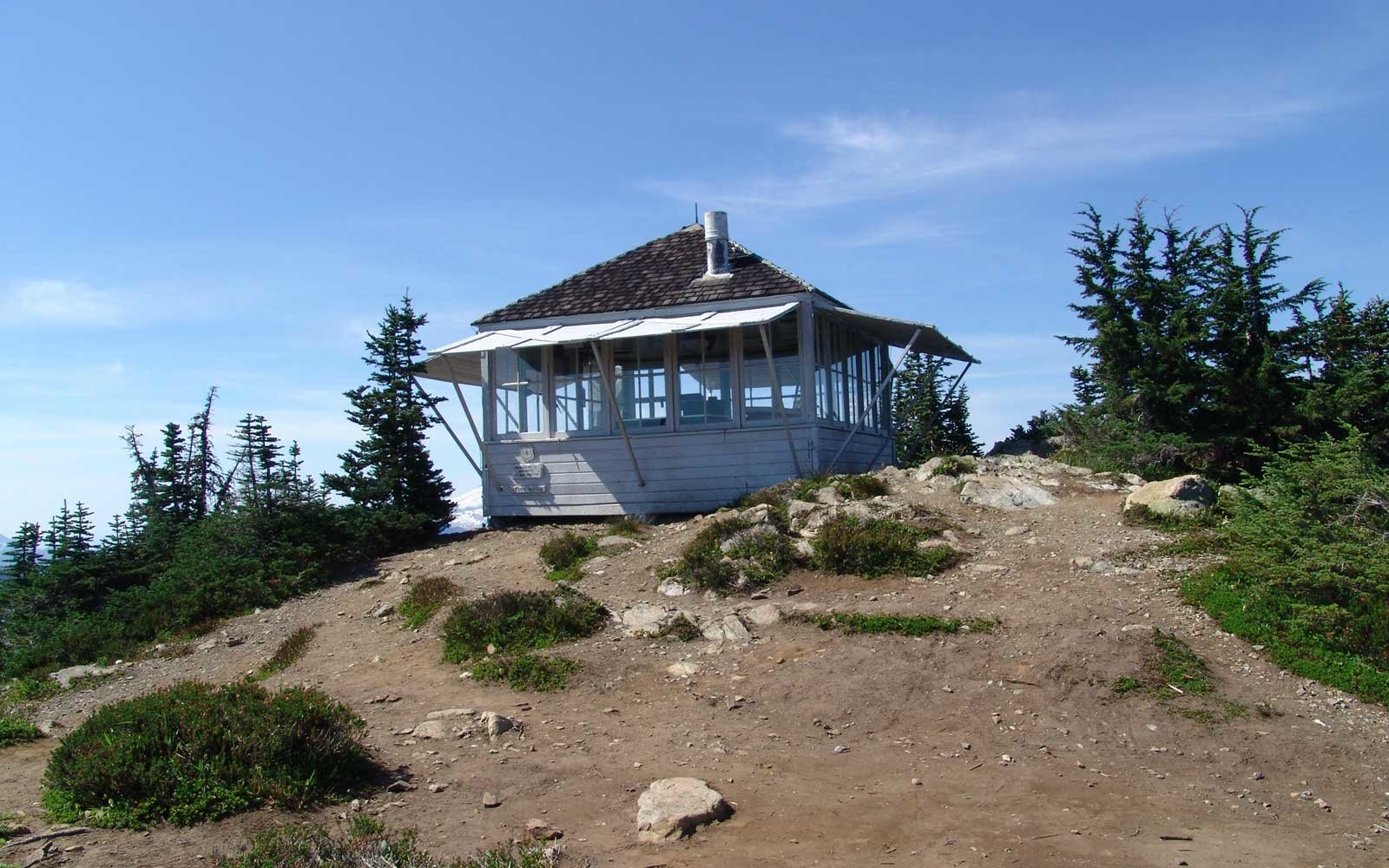 Washington State Fire Lookouts