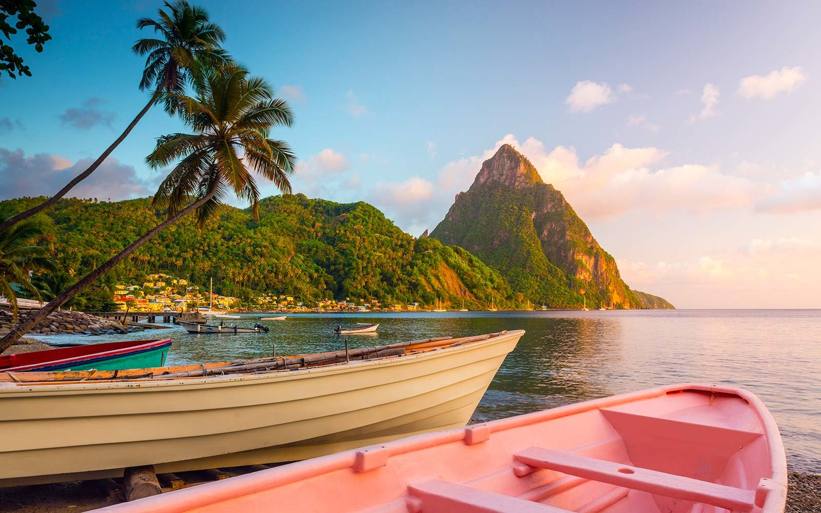 15 caribbean destinations that were made for a romantic getaway