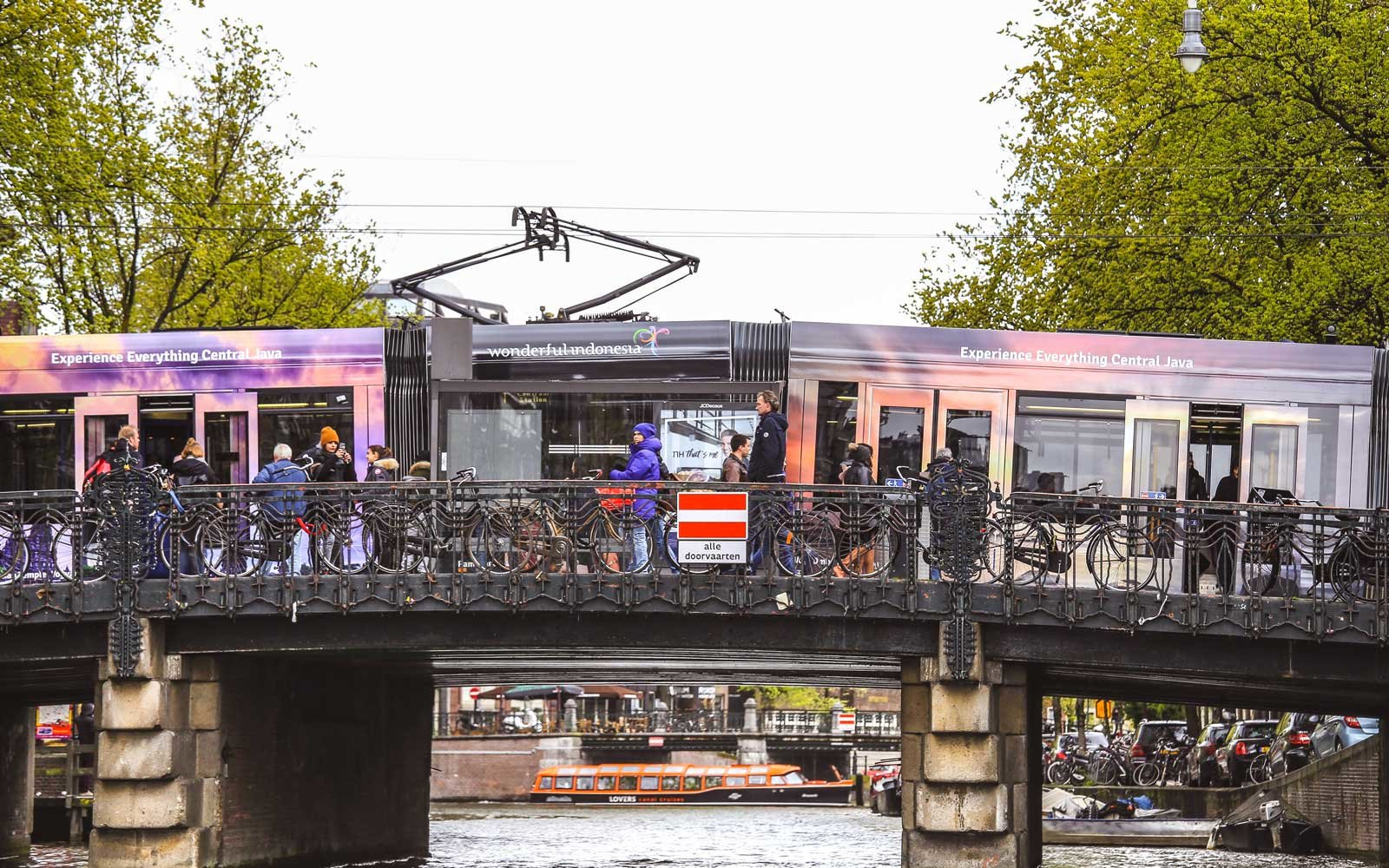 Public Transportation in Amsterdam