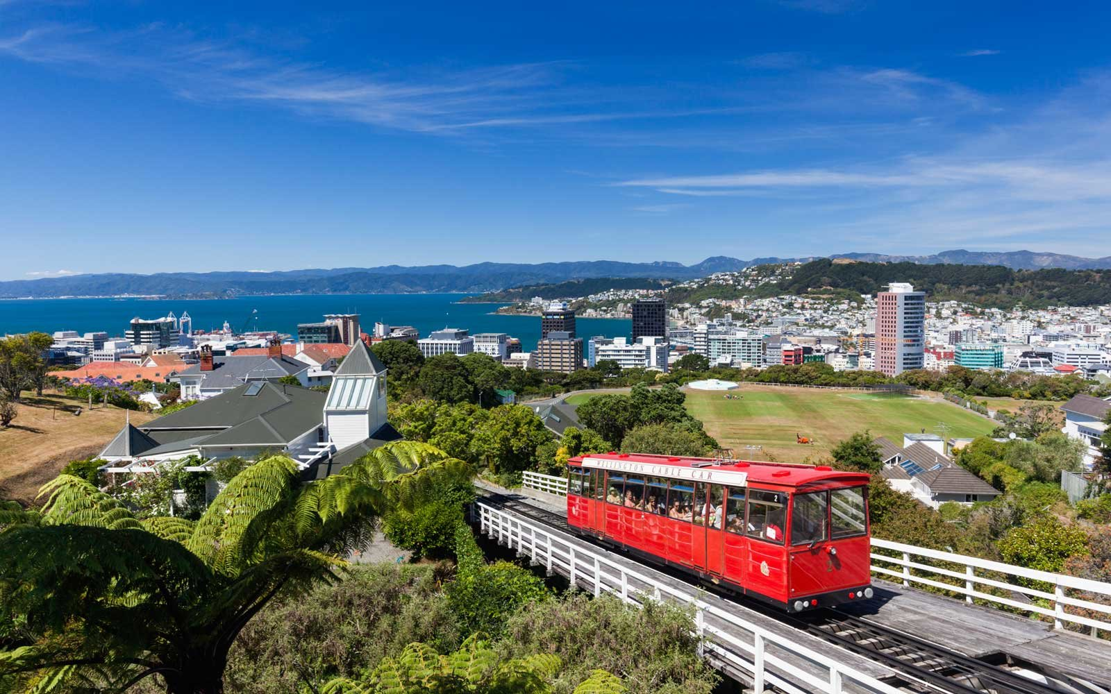 Commuting in New Zealand