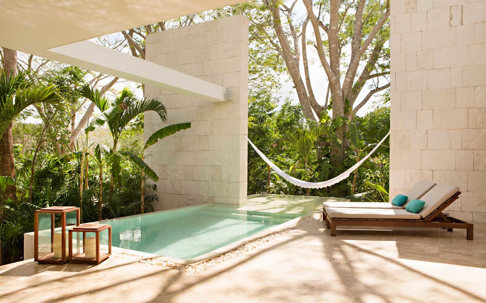 Luxury Resort in the Yucatan Mexico