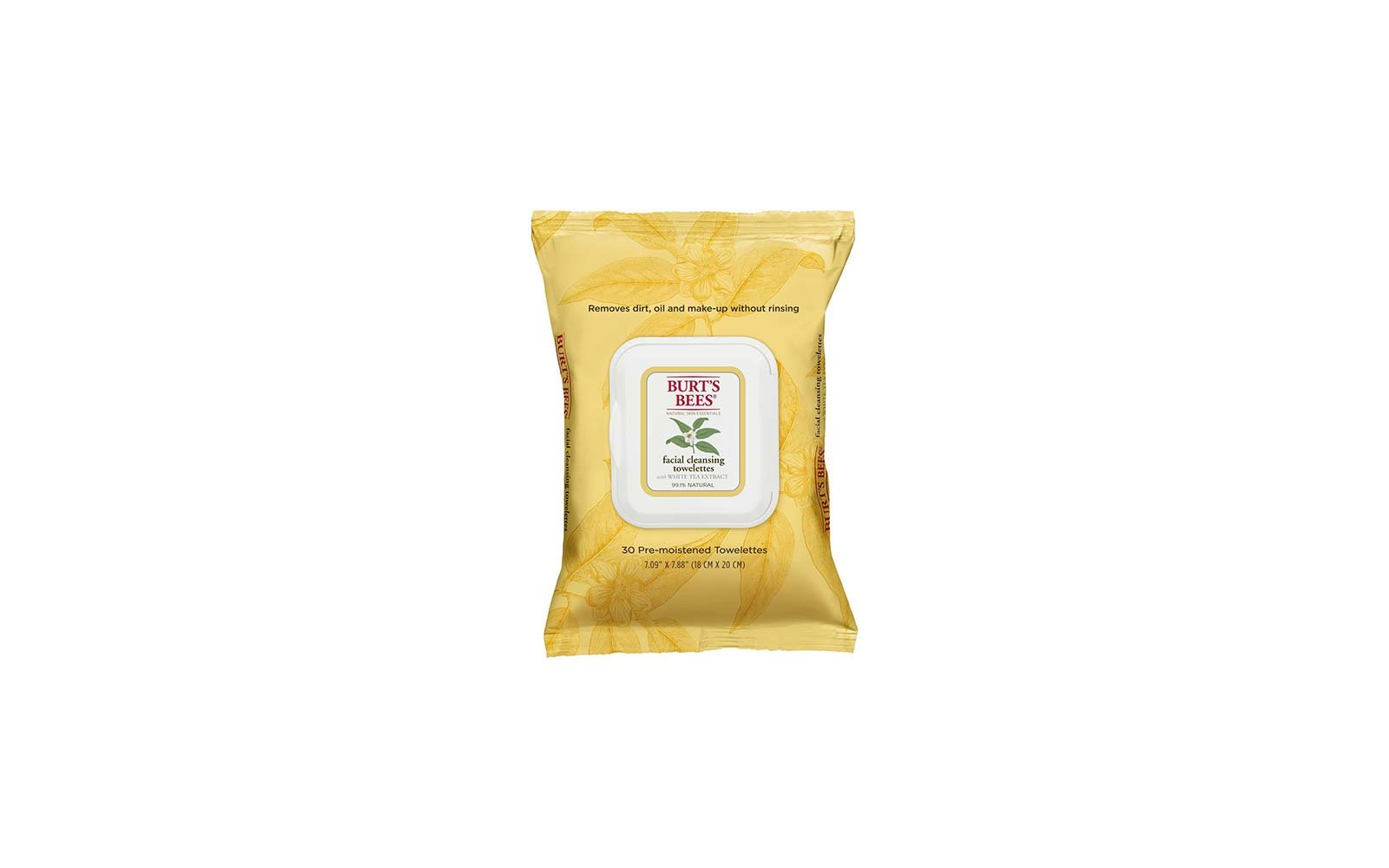 Burts Bees Cleansing Towelettes