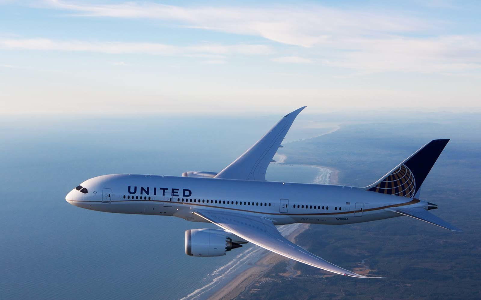 United Airlines Boeing 787 Dreamliner Longest Flight Los Angeles Singapore