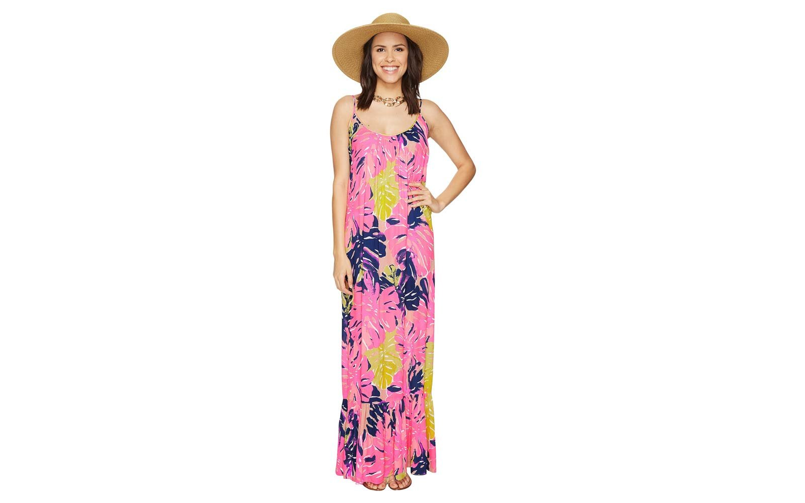 Lily Pulitzer maxi dress