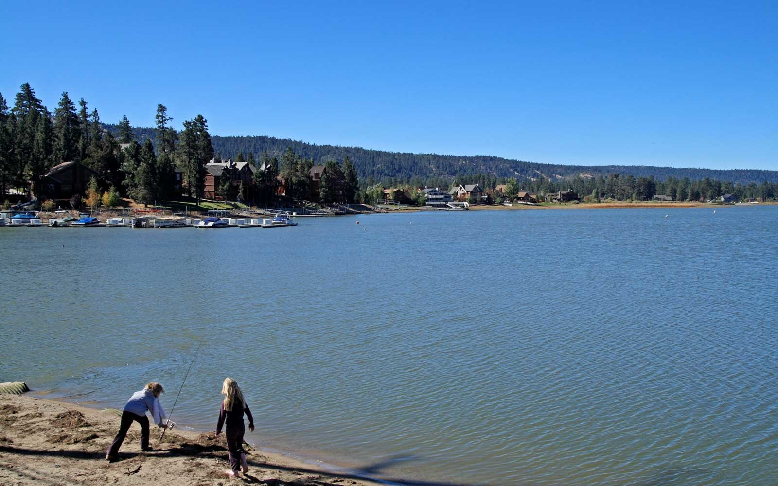 Best places to eat at Big Bear