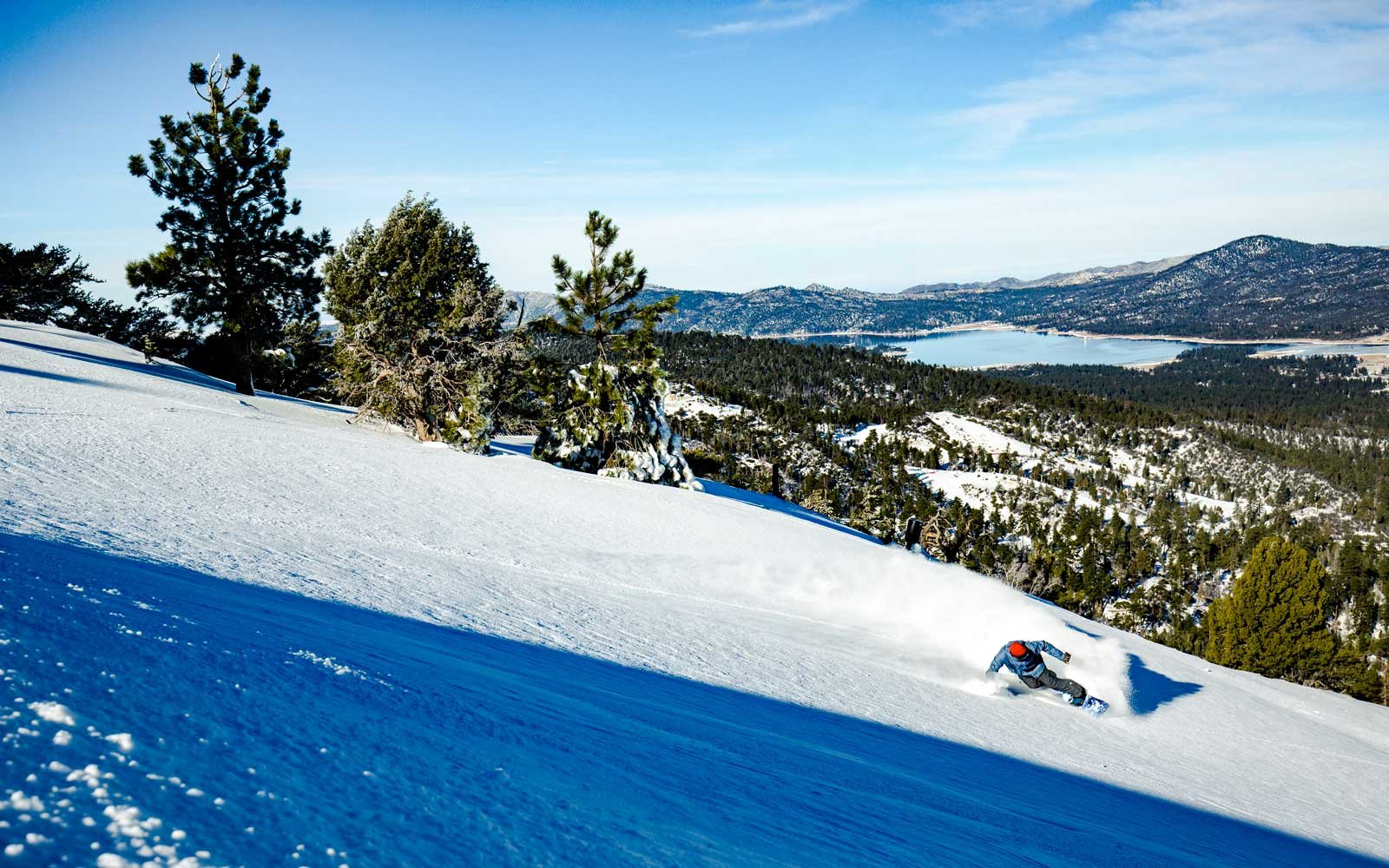 Things to do in Big Bear in the winter