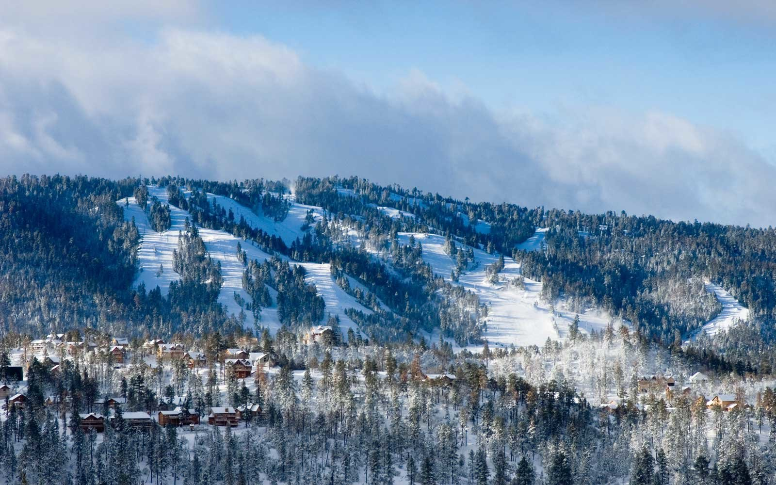 big bear california — cabins, camping, and skiing tips | travel +