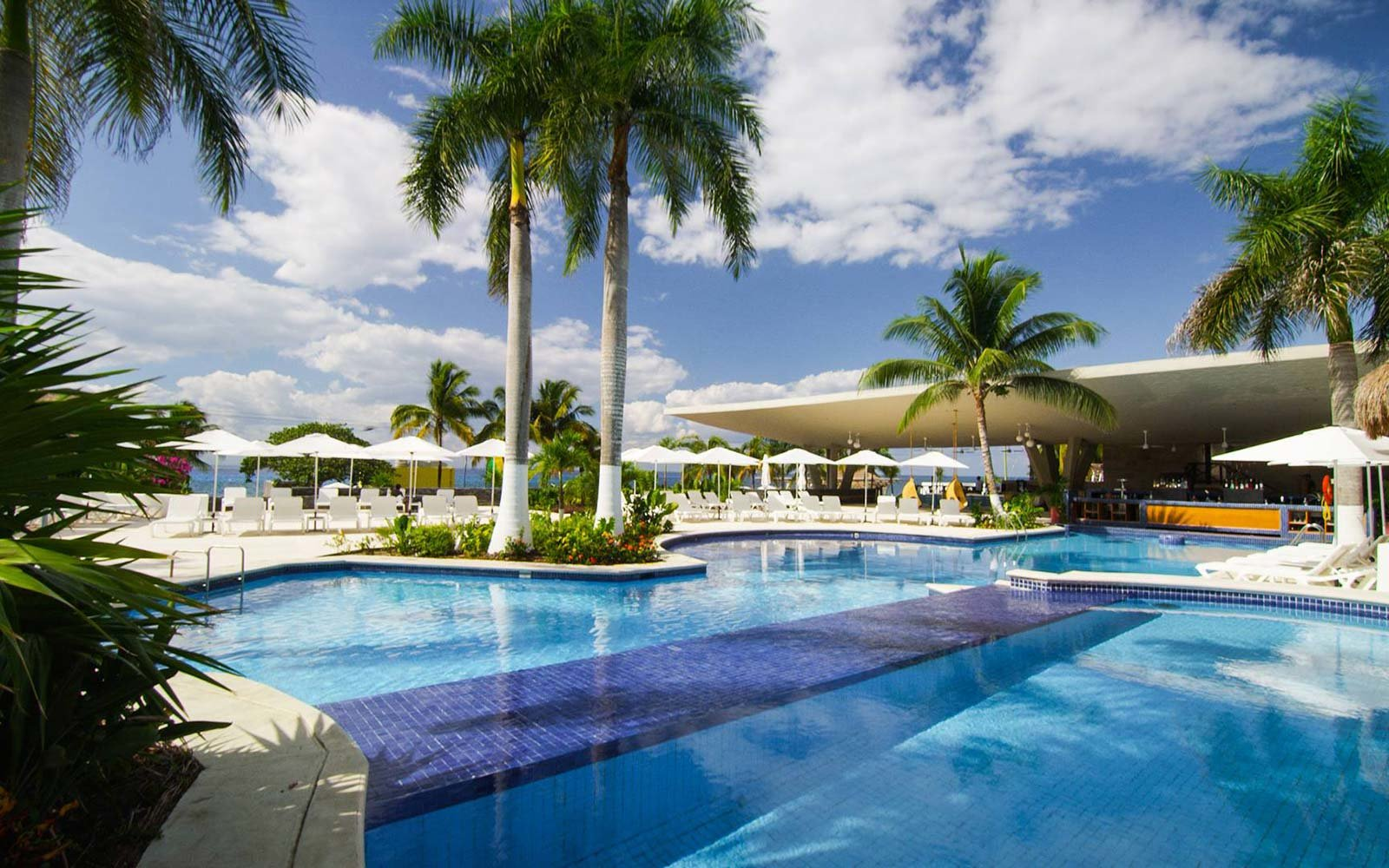 All-Inclusive Mexico Fiesta Americana Cozumel