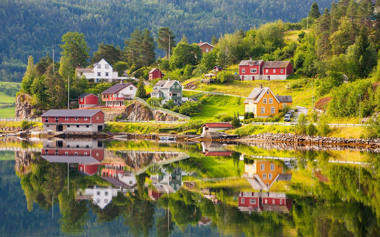 Seeing Norway