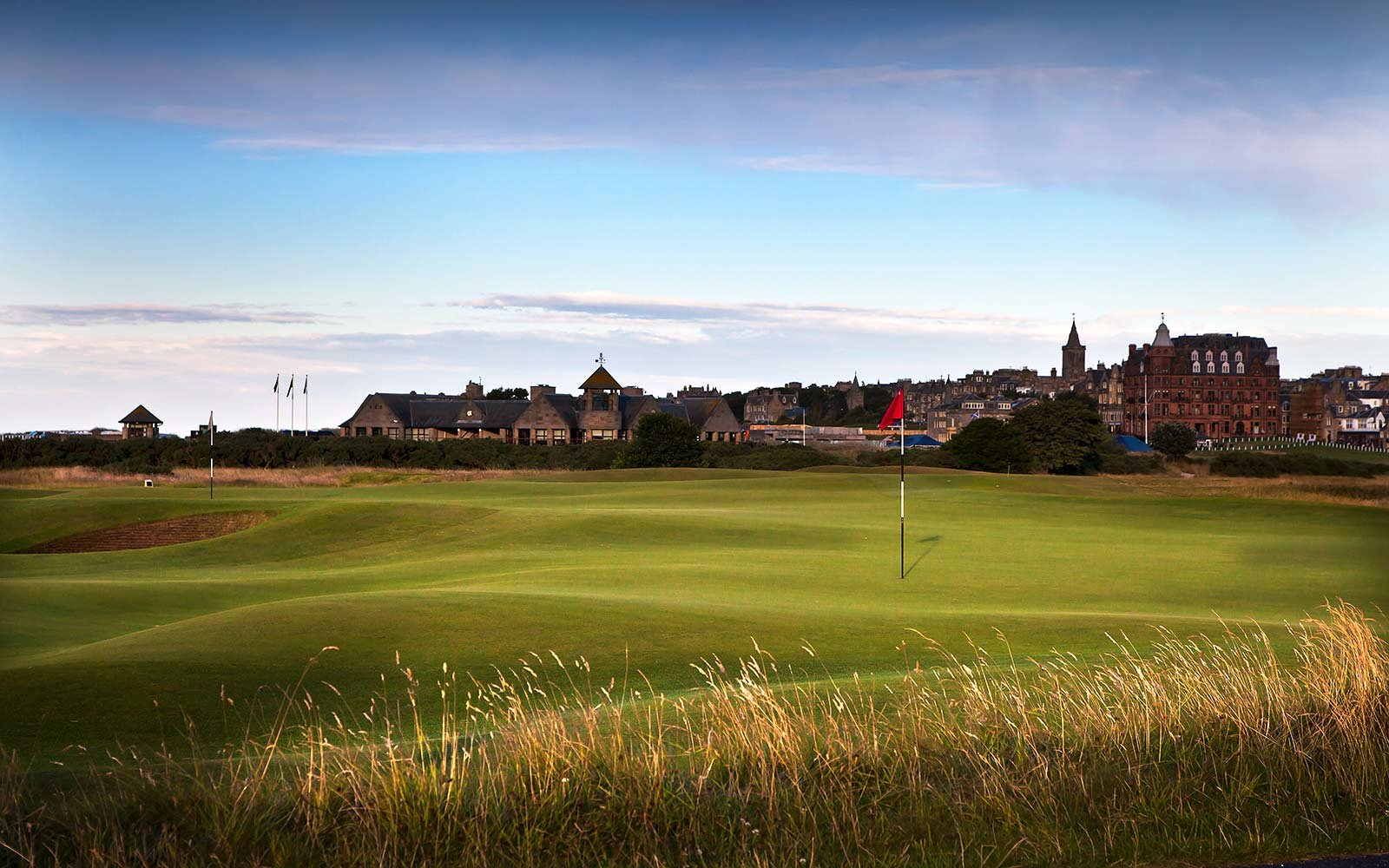 St Andrews Scotland golf