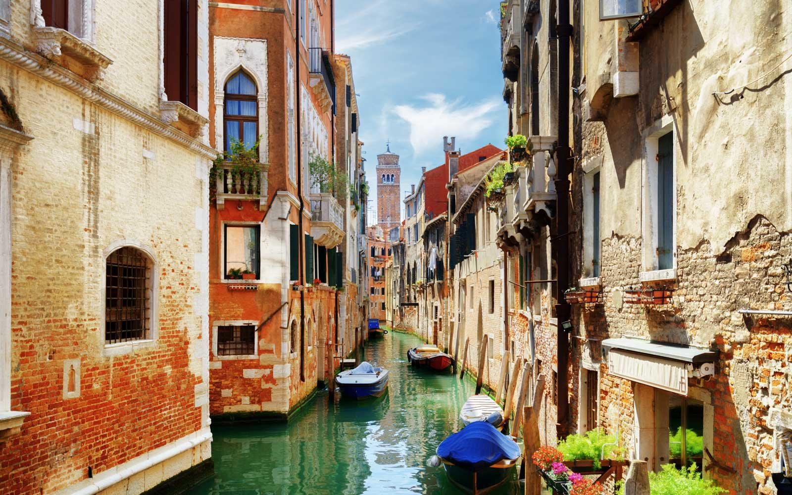 Paris Accords Will Protect Venice Italy
