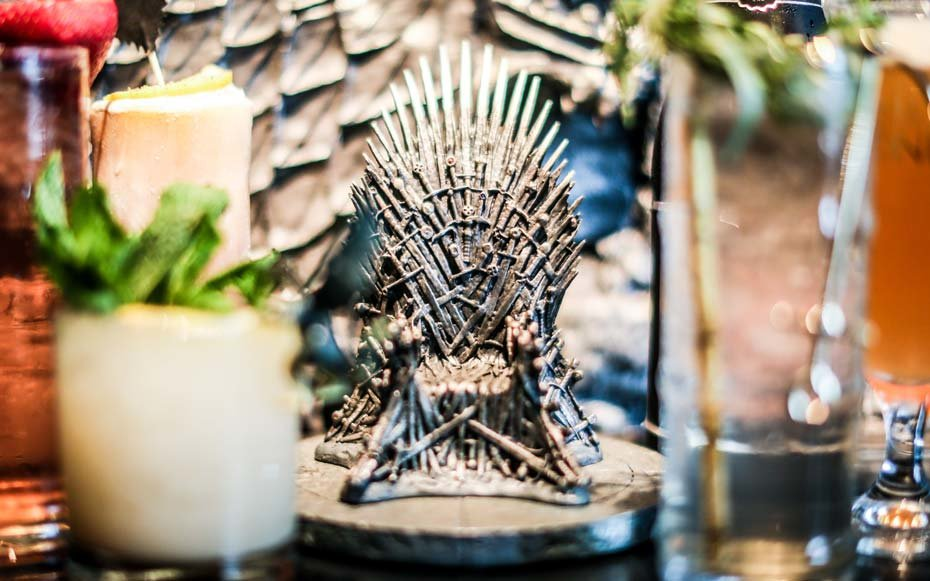 Game of Thrones pop-up