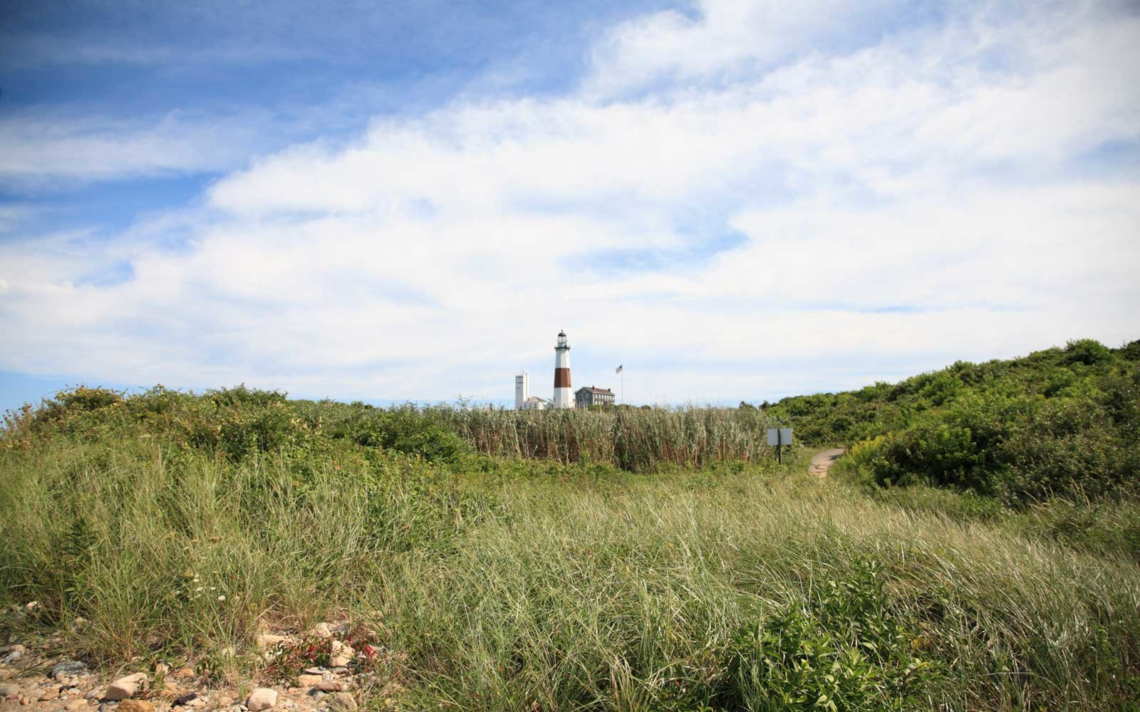 Montauk Point Lighthouse, Long Island, Montauk Point State Park