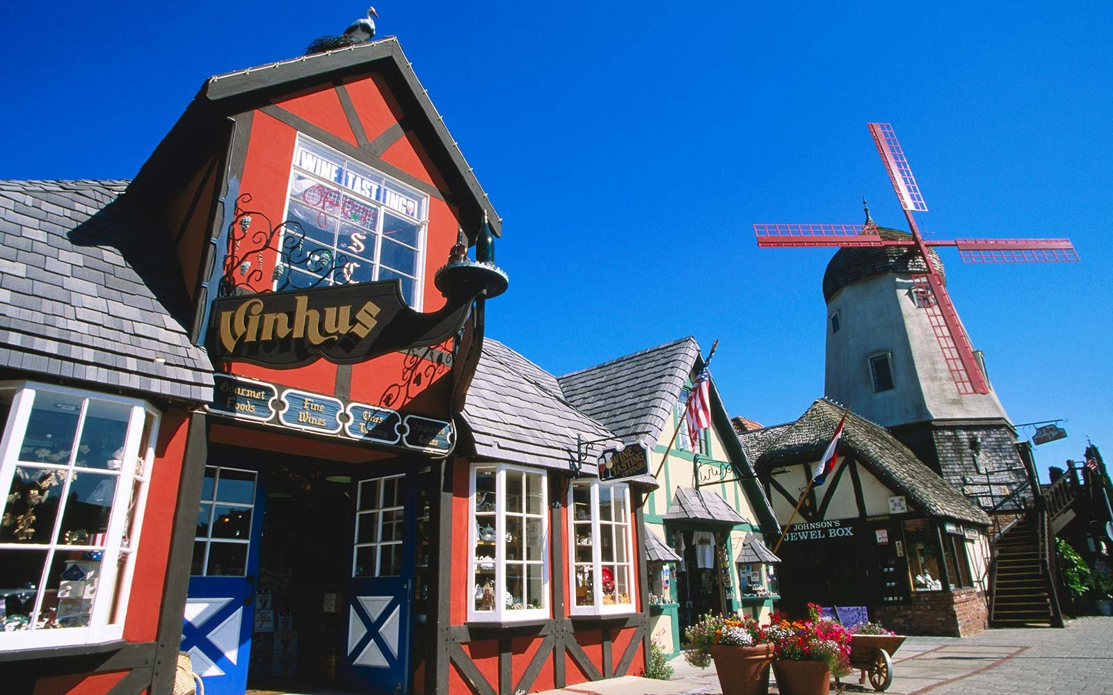Solvang, California, United States, North America