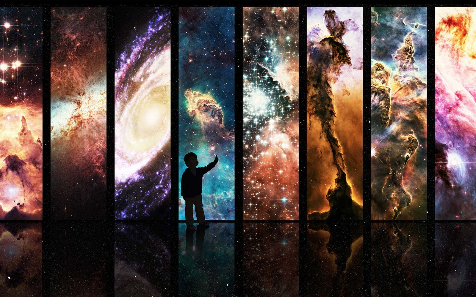 galactic phenomena outer space solar system