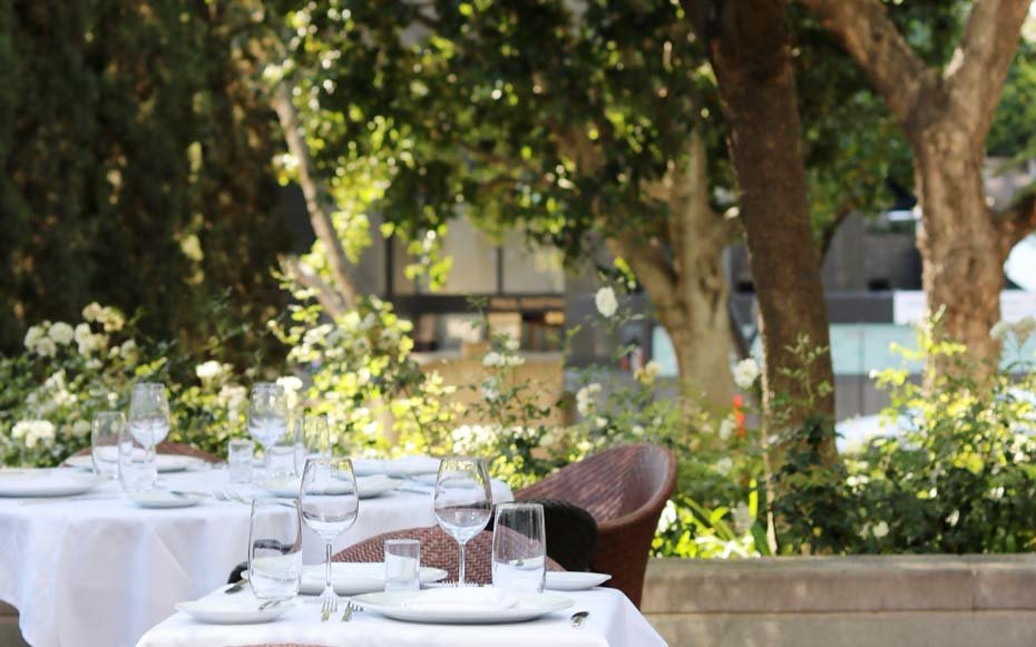 100 best al fresco restaurants, per OpenTable