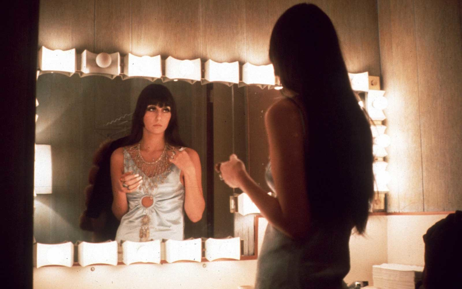 Cher in March 1968 in Los Angeles, California.