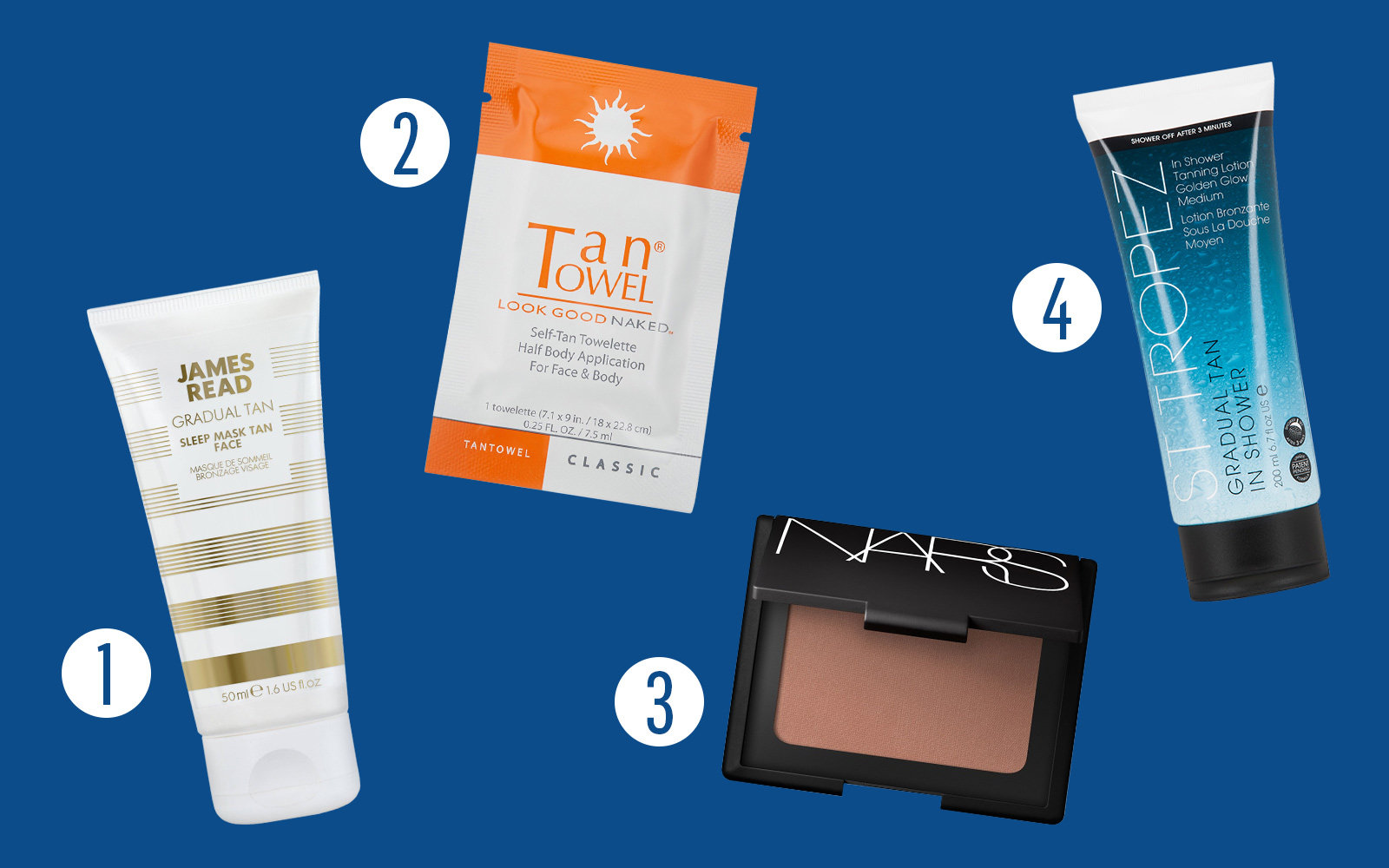 Self Tanner and Bronzer, Summer Beauty