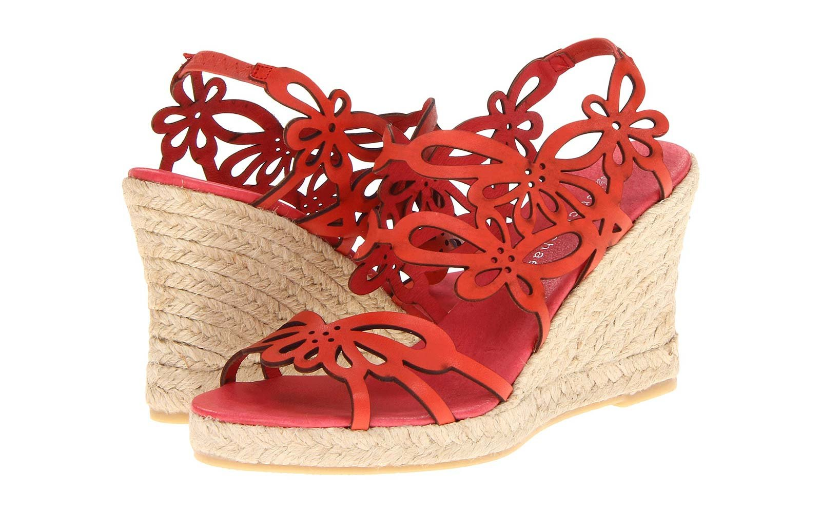 Eric Michael Jillian Wedges Espadrille
