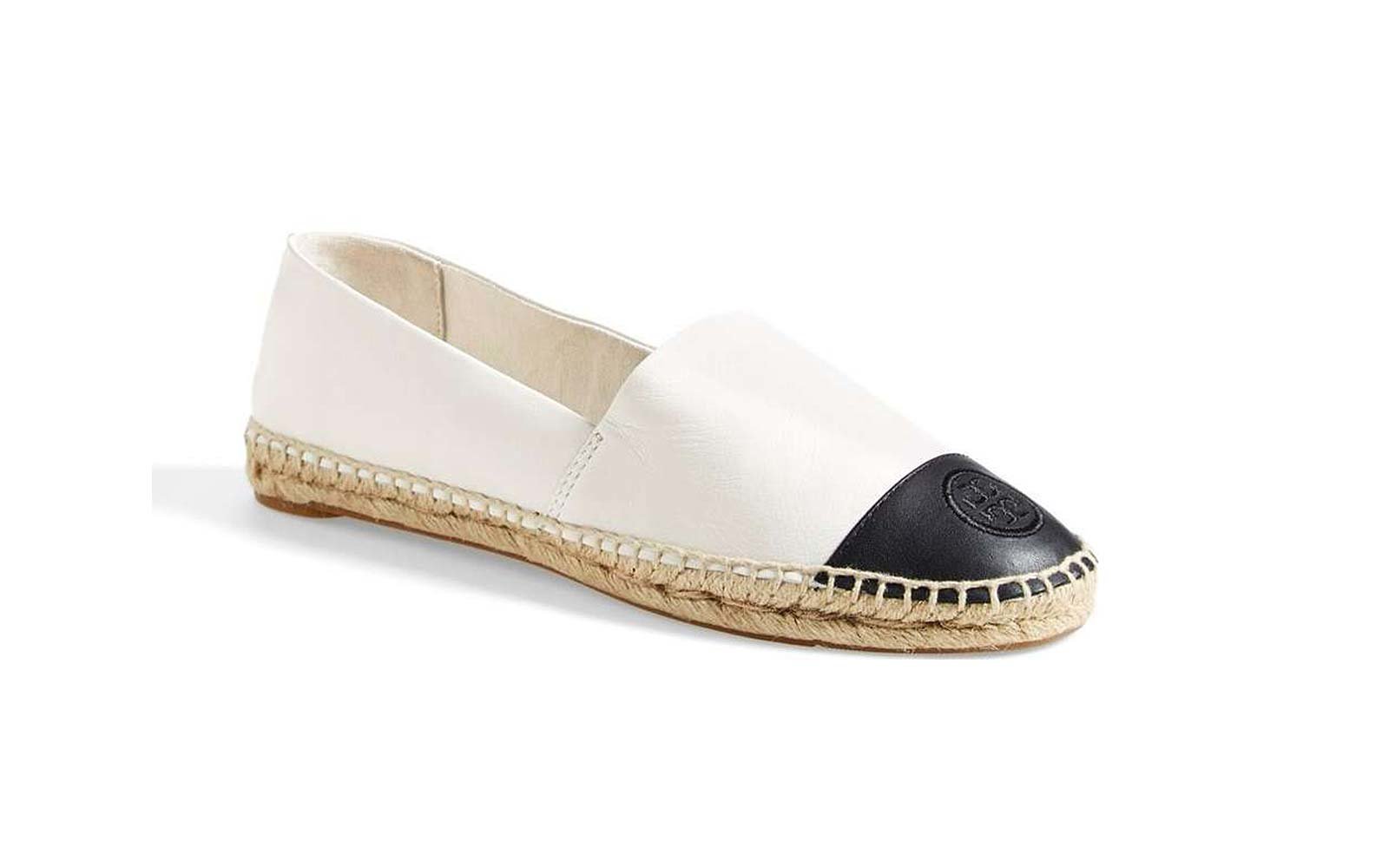 Tory Burch Colorblock Flats Espadrille