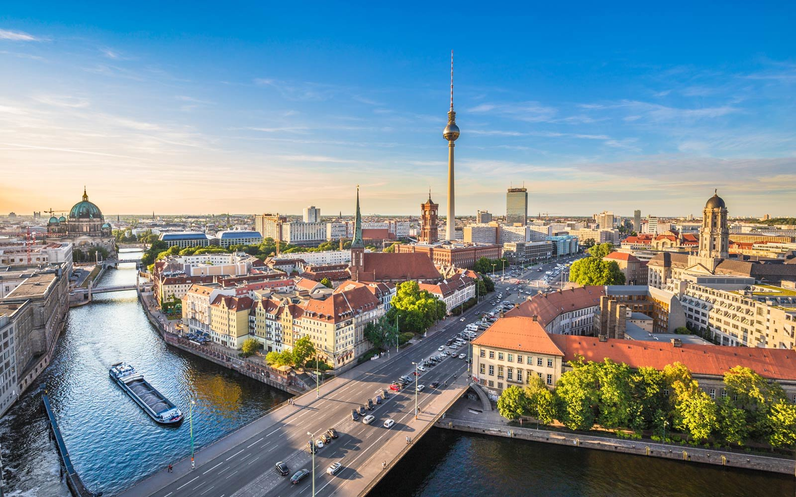 Berlin Skyline, Germany