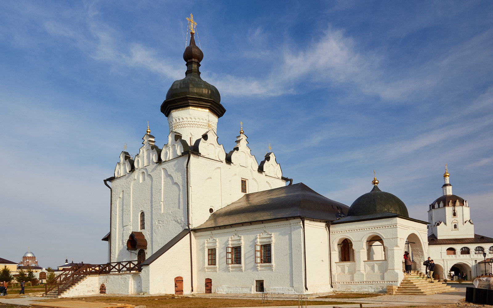 Assumption Cathedral, Sviyazhsk, Russia