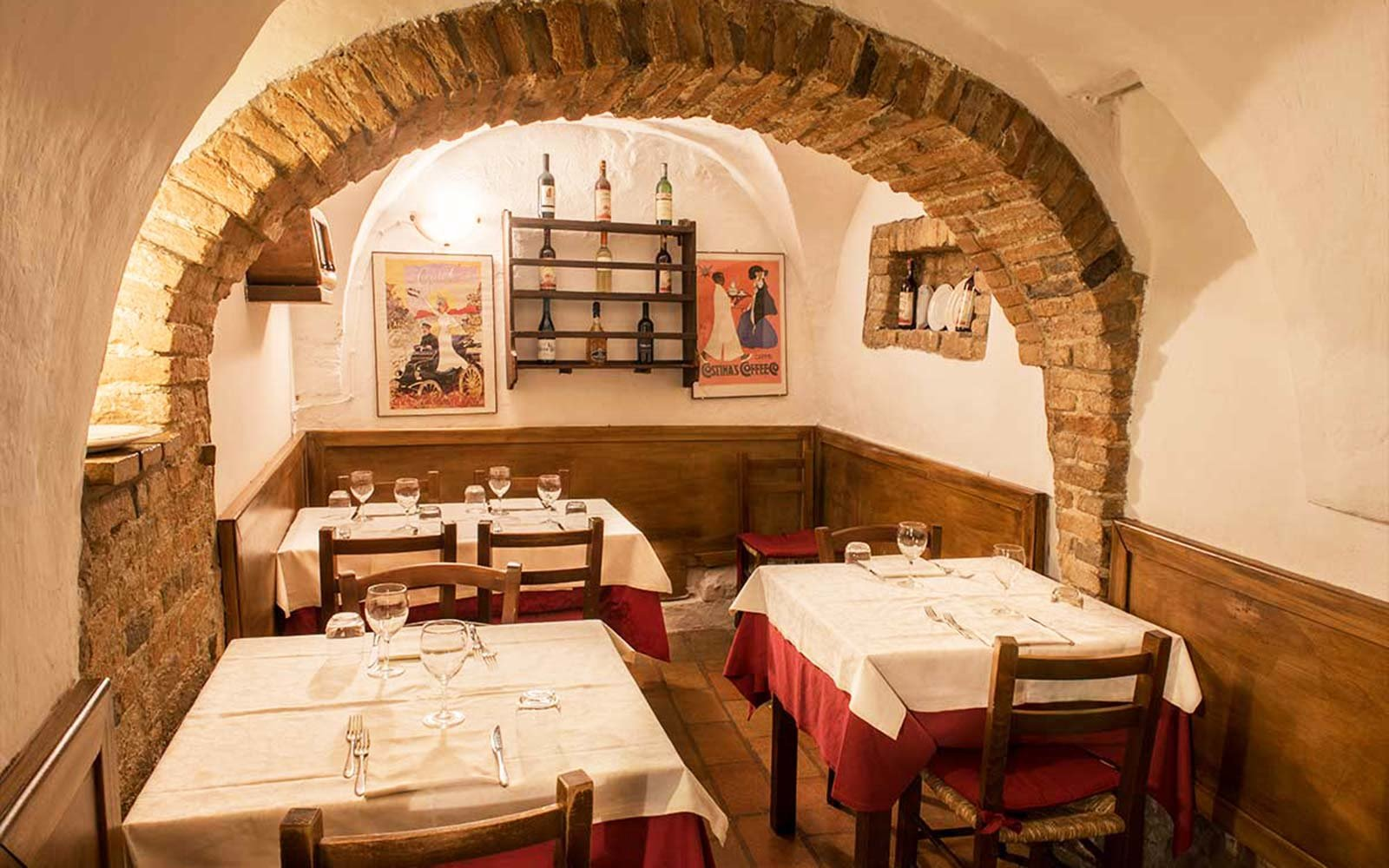 Favorite Casual Restaurant: Restaurant Gallo di Oro