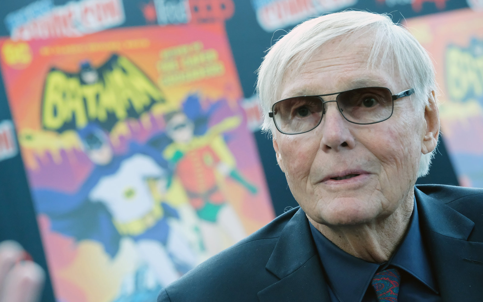L.A. will light up the Bat-Signal in honor of Adam West.