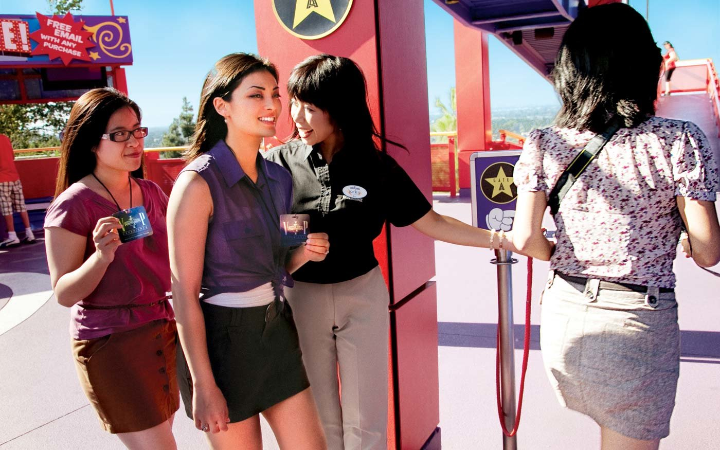 Universal Studios Hollywood ticketing