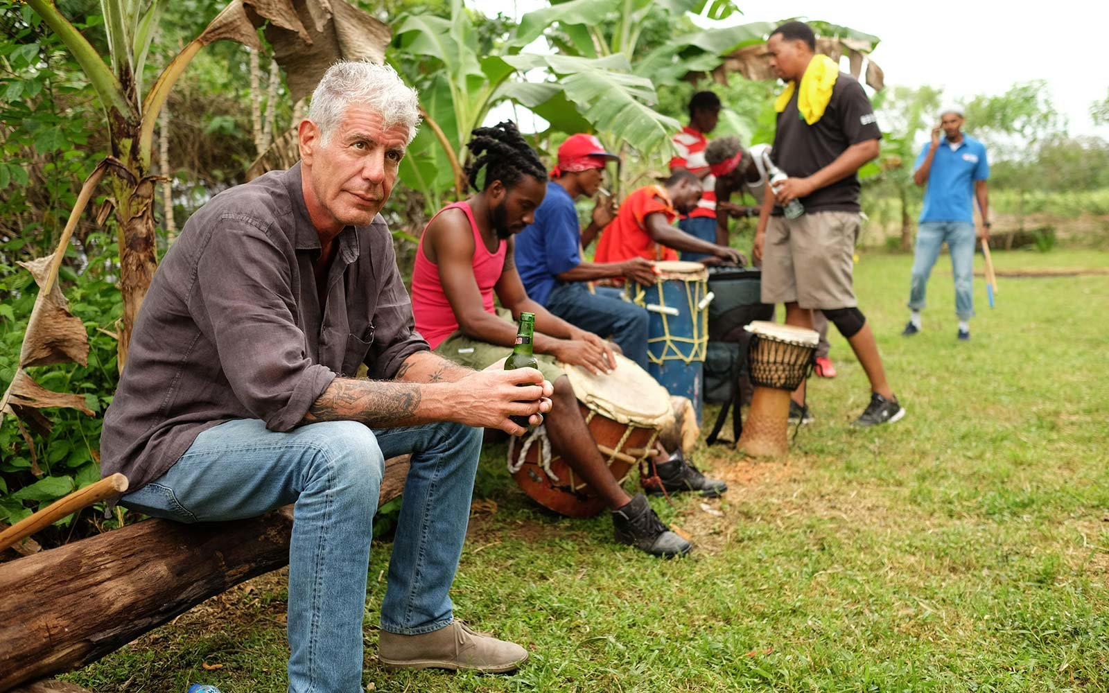 Anthony Bourdain explores in Couva, Trinidad Parts Unknown CNN travel show