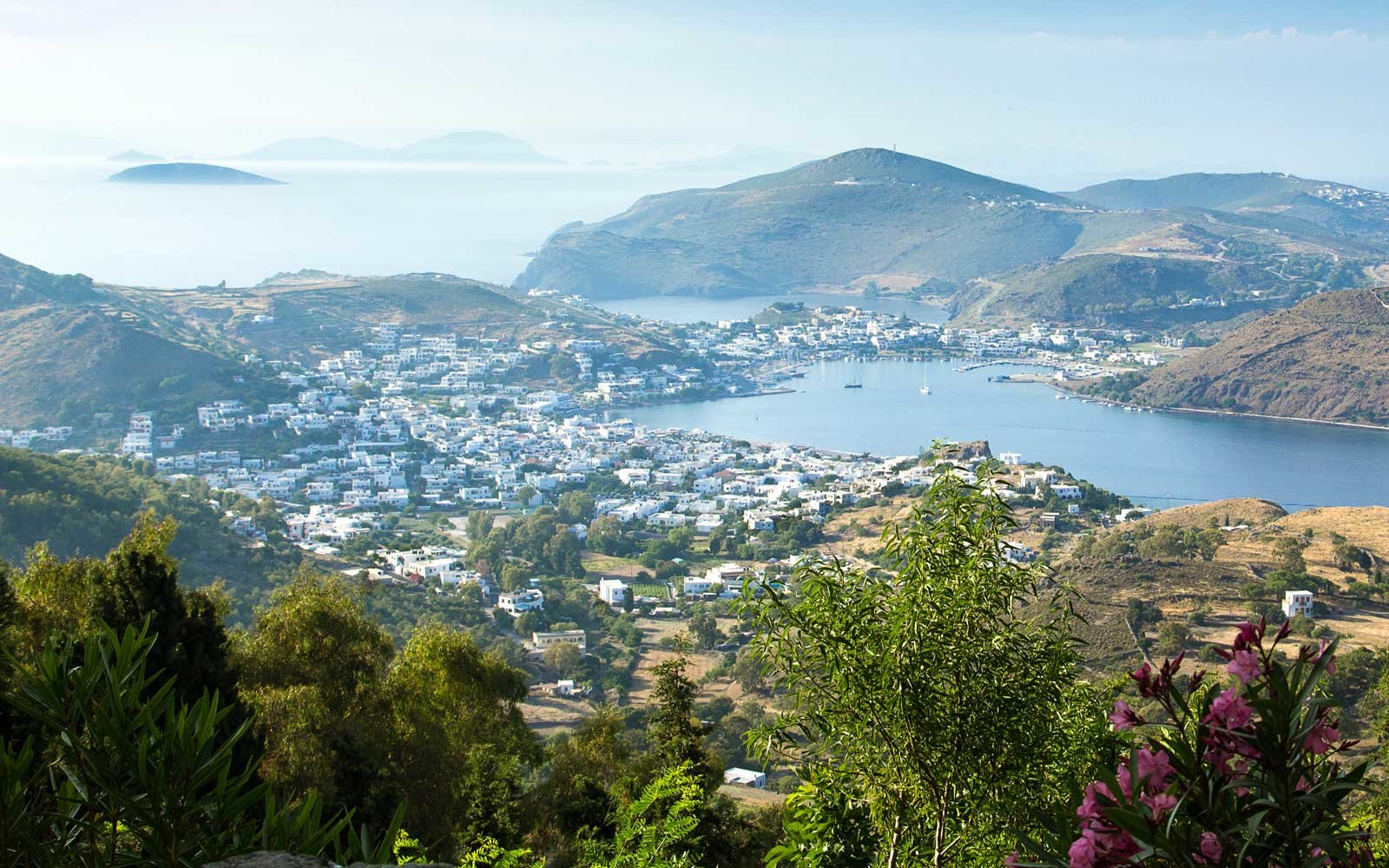Why the Greek Island of Patmos Is a Perfectly Lovely Place ...