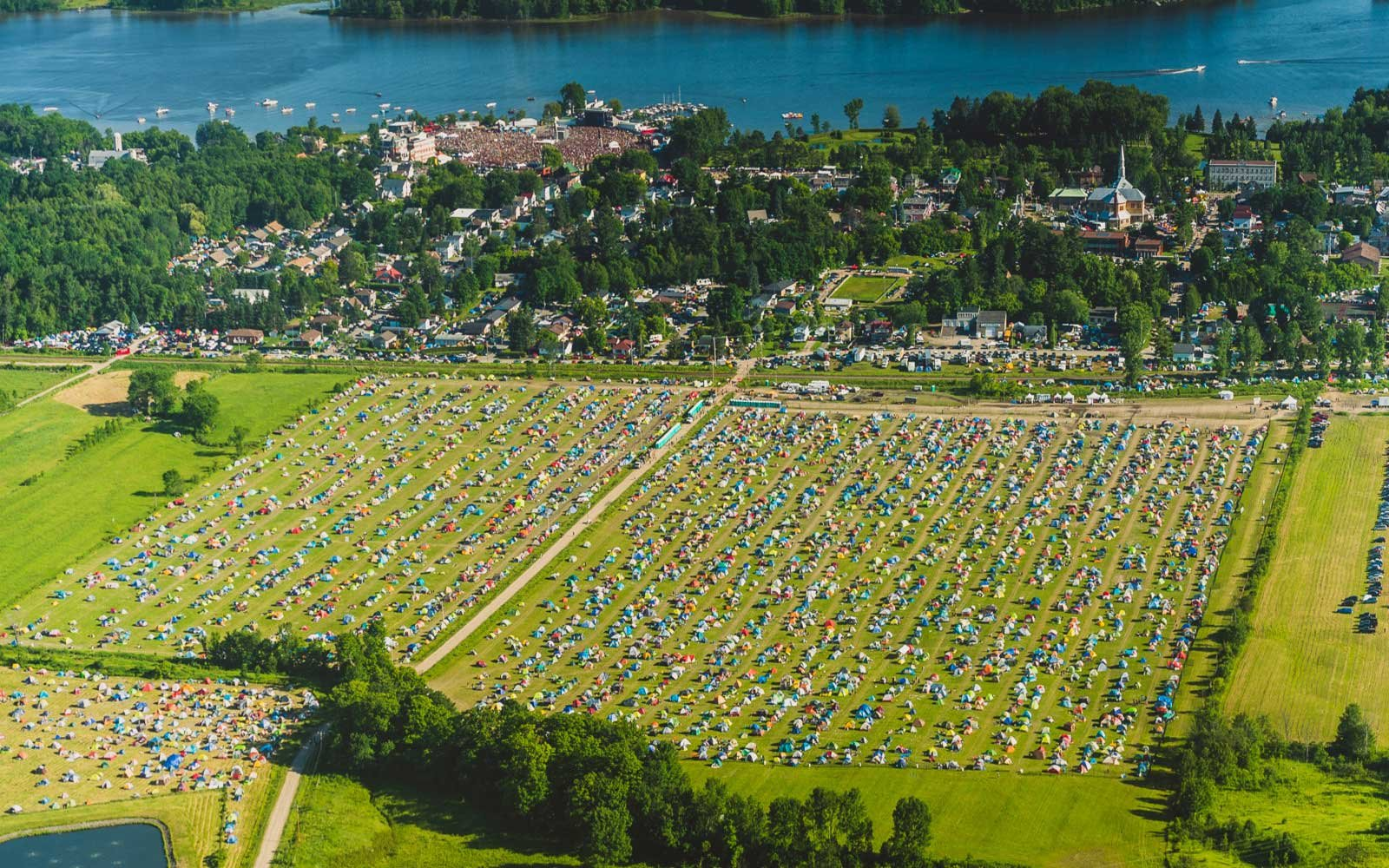 Rock Festival in Quebec