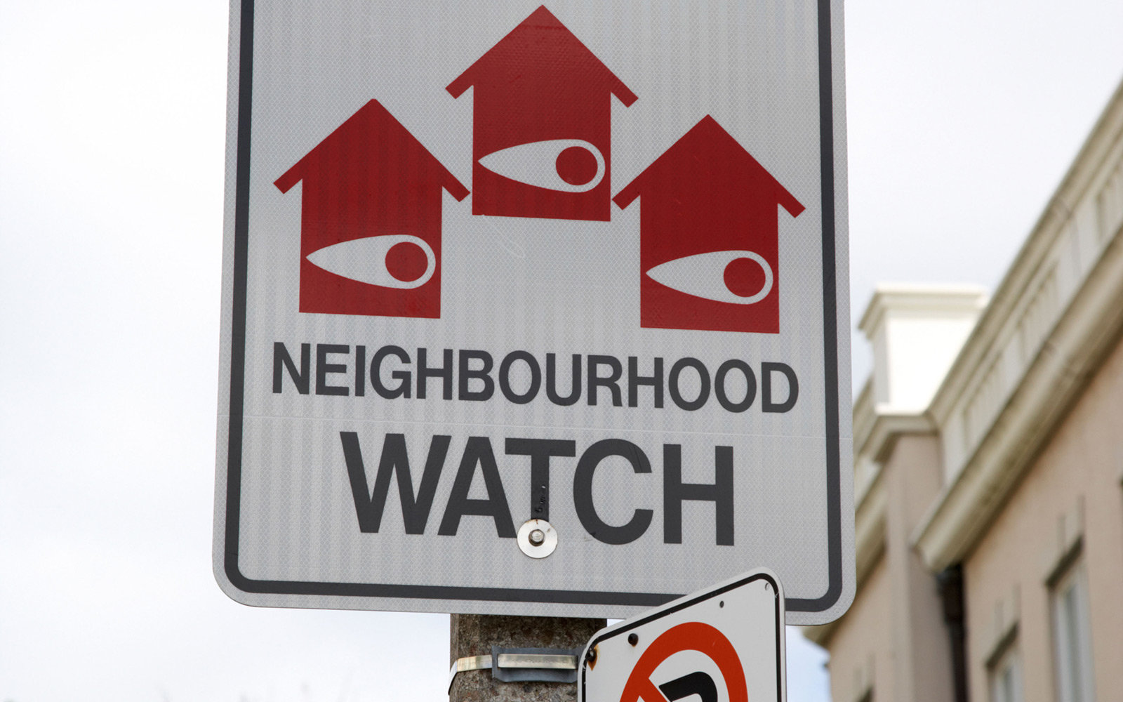 Neighborhood Watch Signs, Toronto, Canada