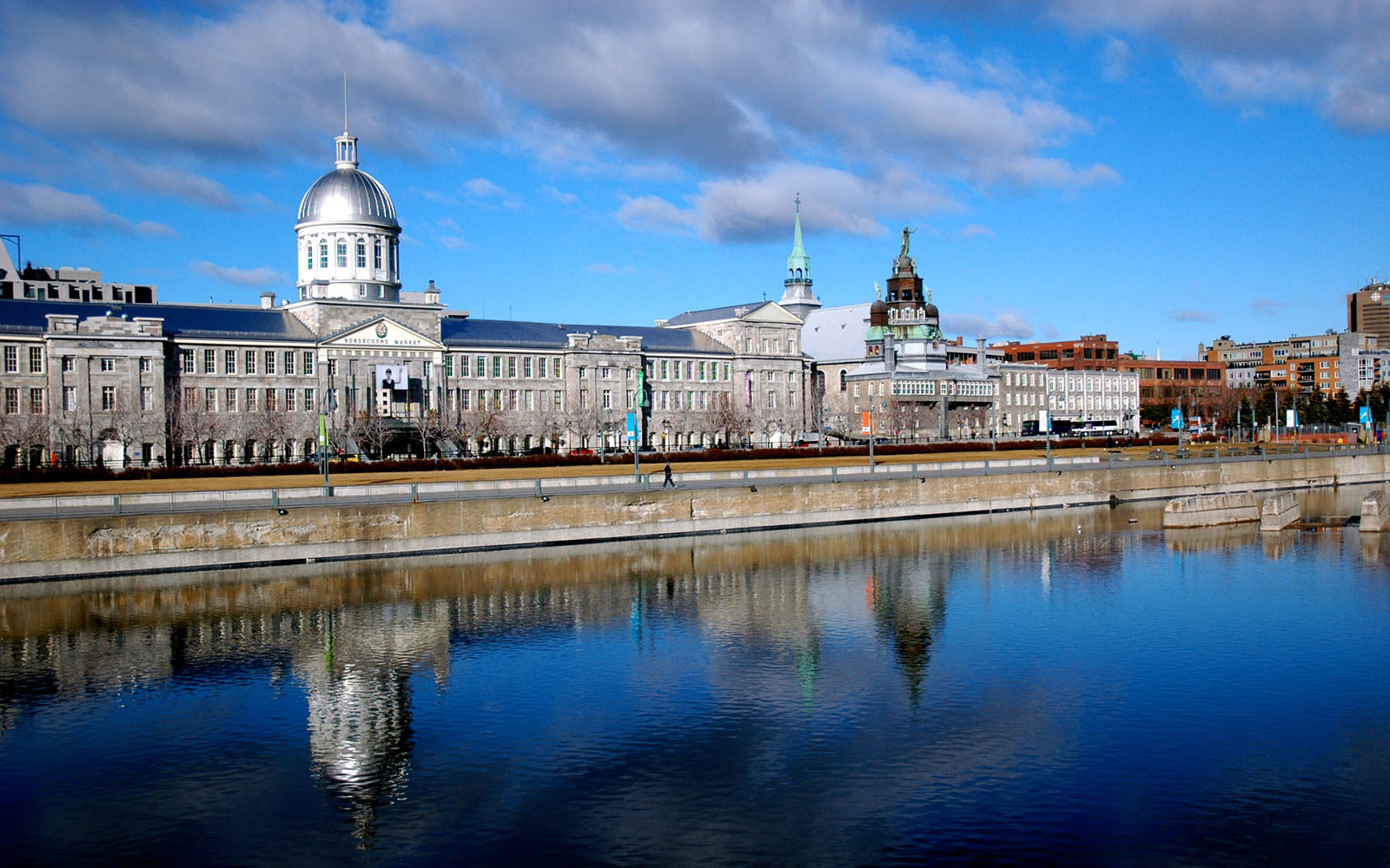 Marché Bonsecours, Montreal, Canada