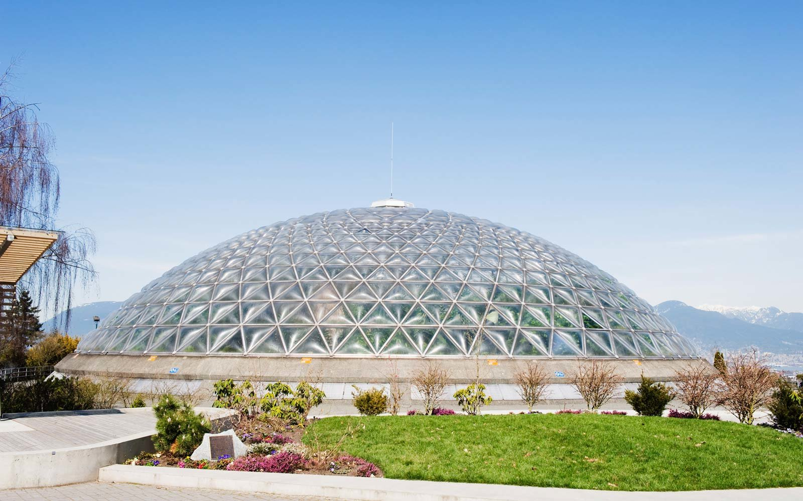 The Bloedel Conservatory in Vancouver