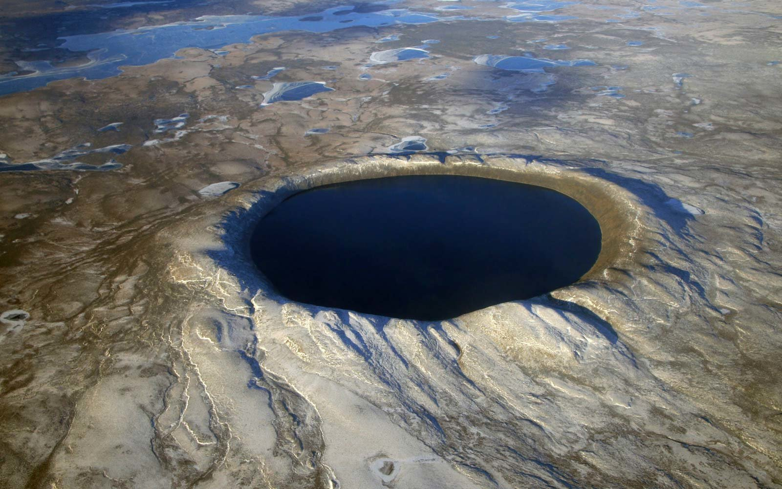 Pingualuit Crater Lake