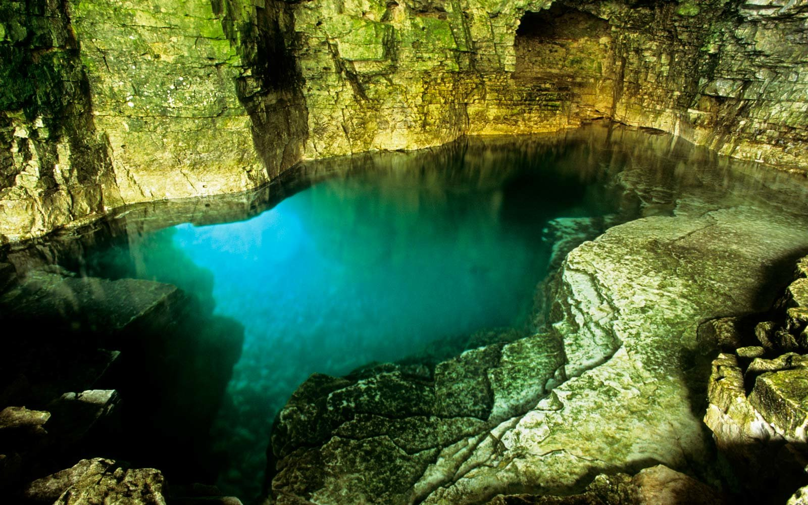 The Bruce Peninsula Grotto