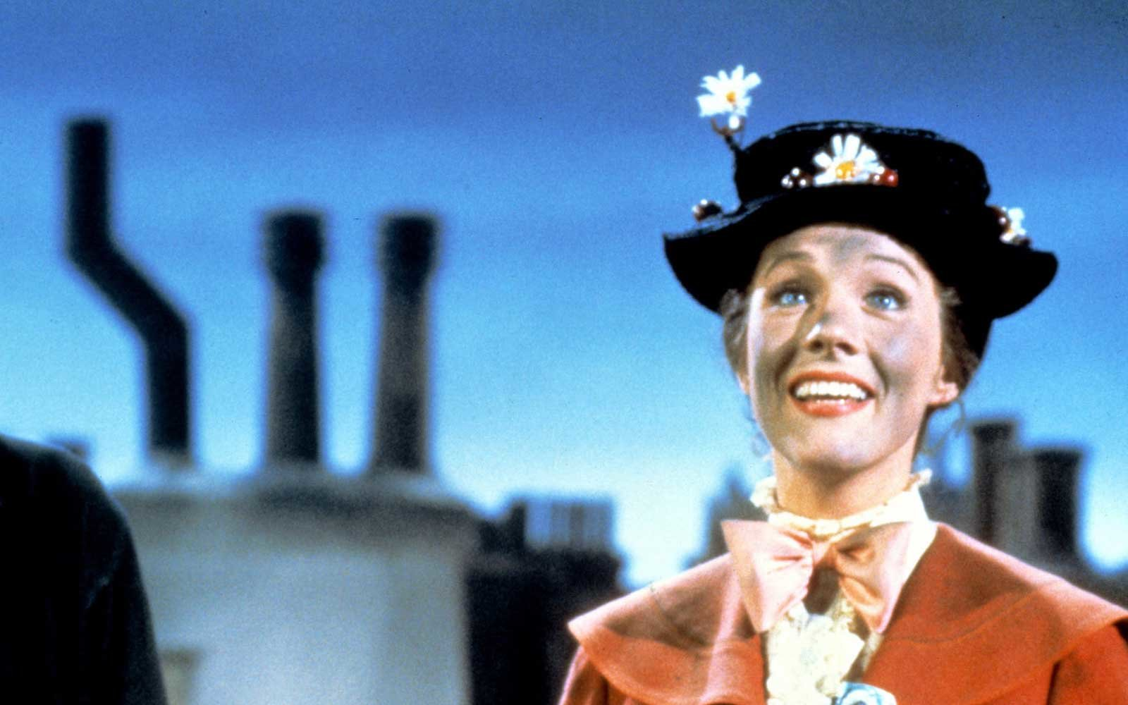 Fans Of Mary Poppins Can Fly Umbrellas And Sweep Chimneys