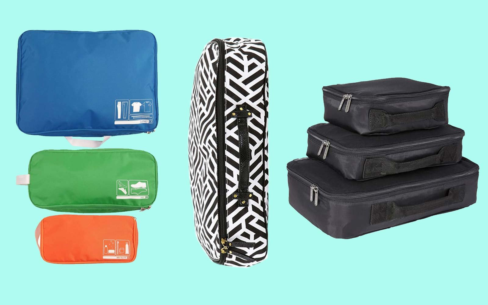 The Best Packing Cubes For Travel Travel Leisure - 8 tips on how to pack light for your next vacation